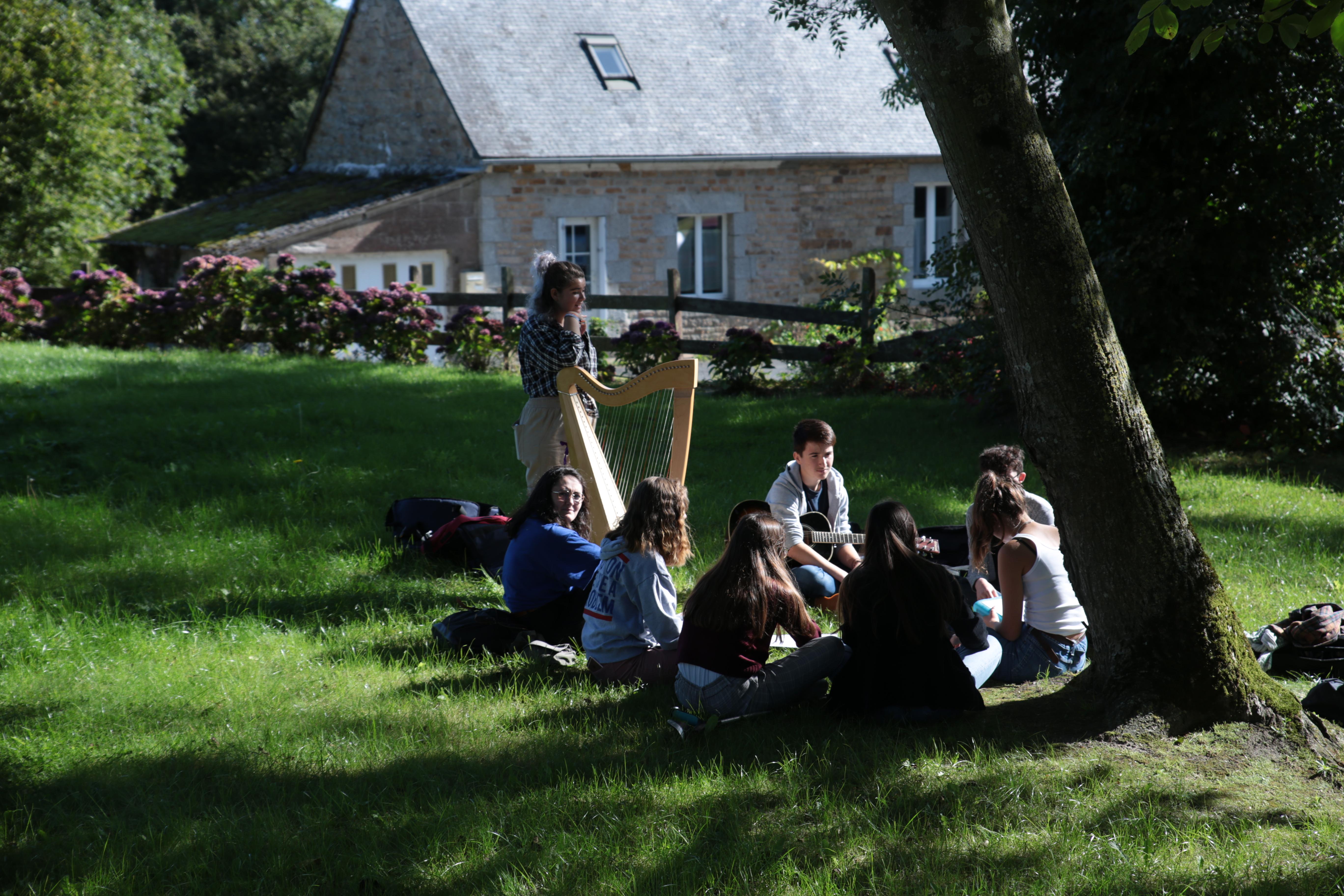 02b IMG_5205-Mathias Le Gall-Groupe 2 en répétition